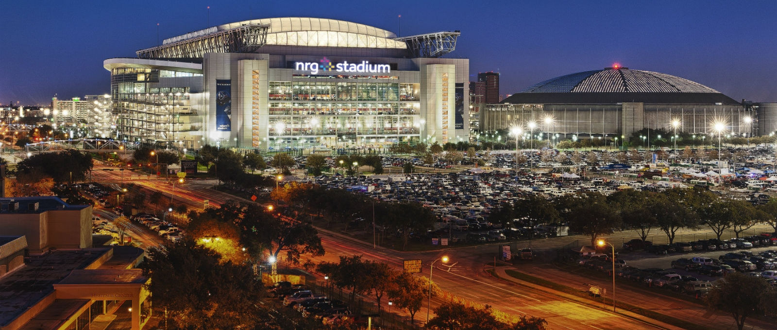 Hotels Near NRG Stadium
